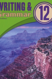 Writing and Grammar 12 Student Text