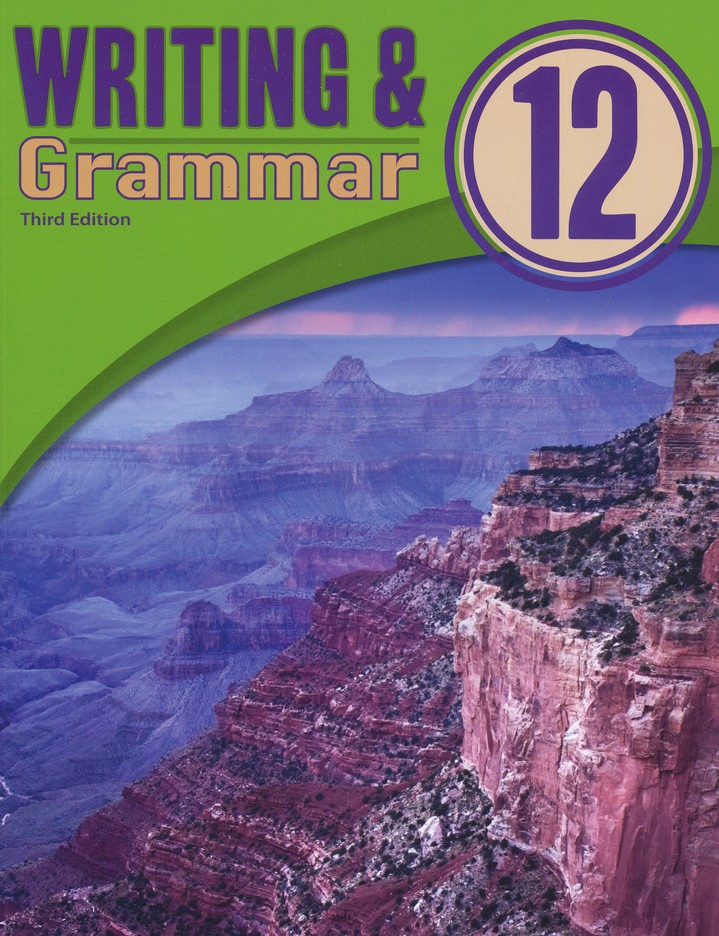 Writing and Grammar 12