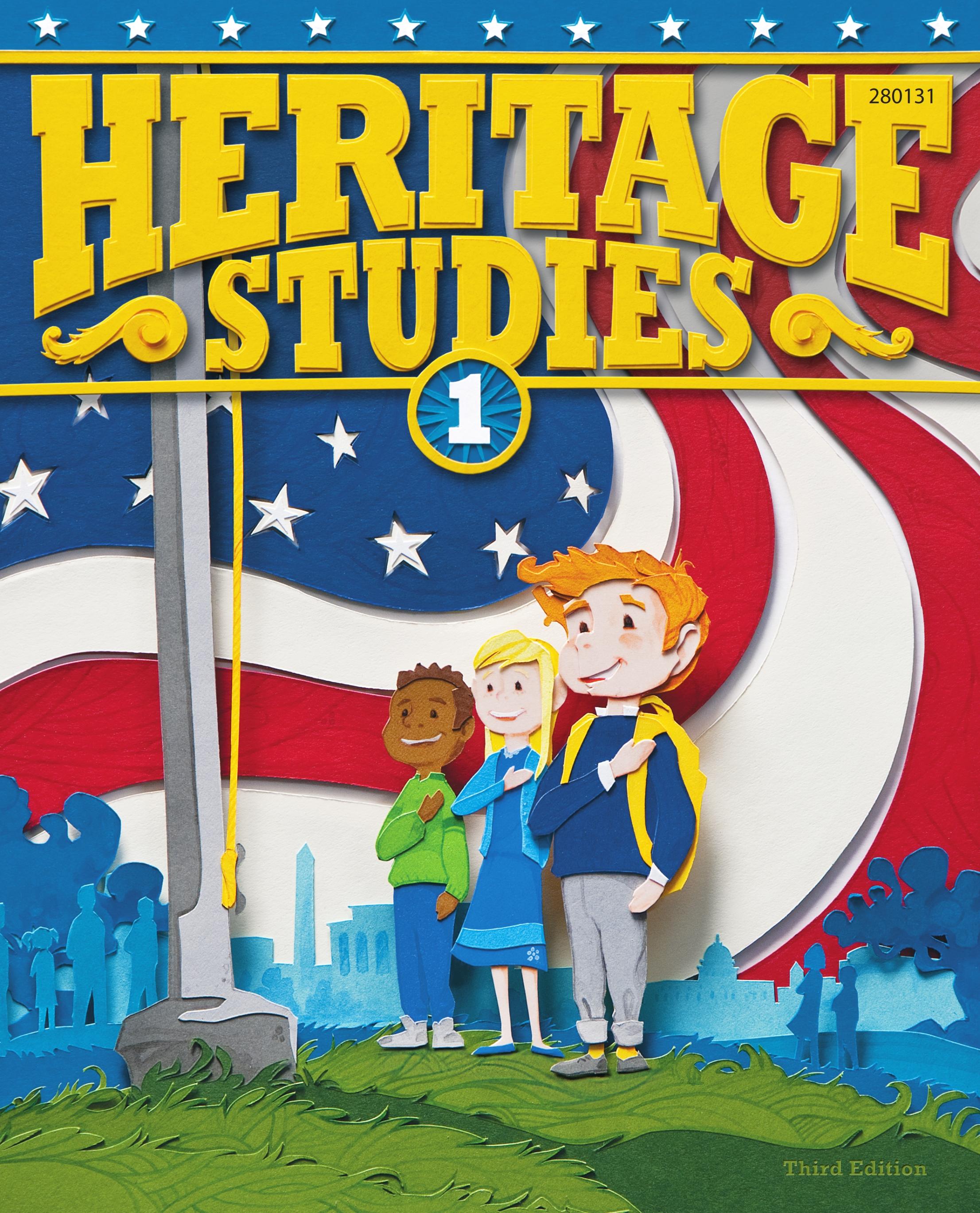 Heritage Studies 1