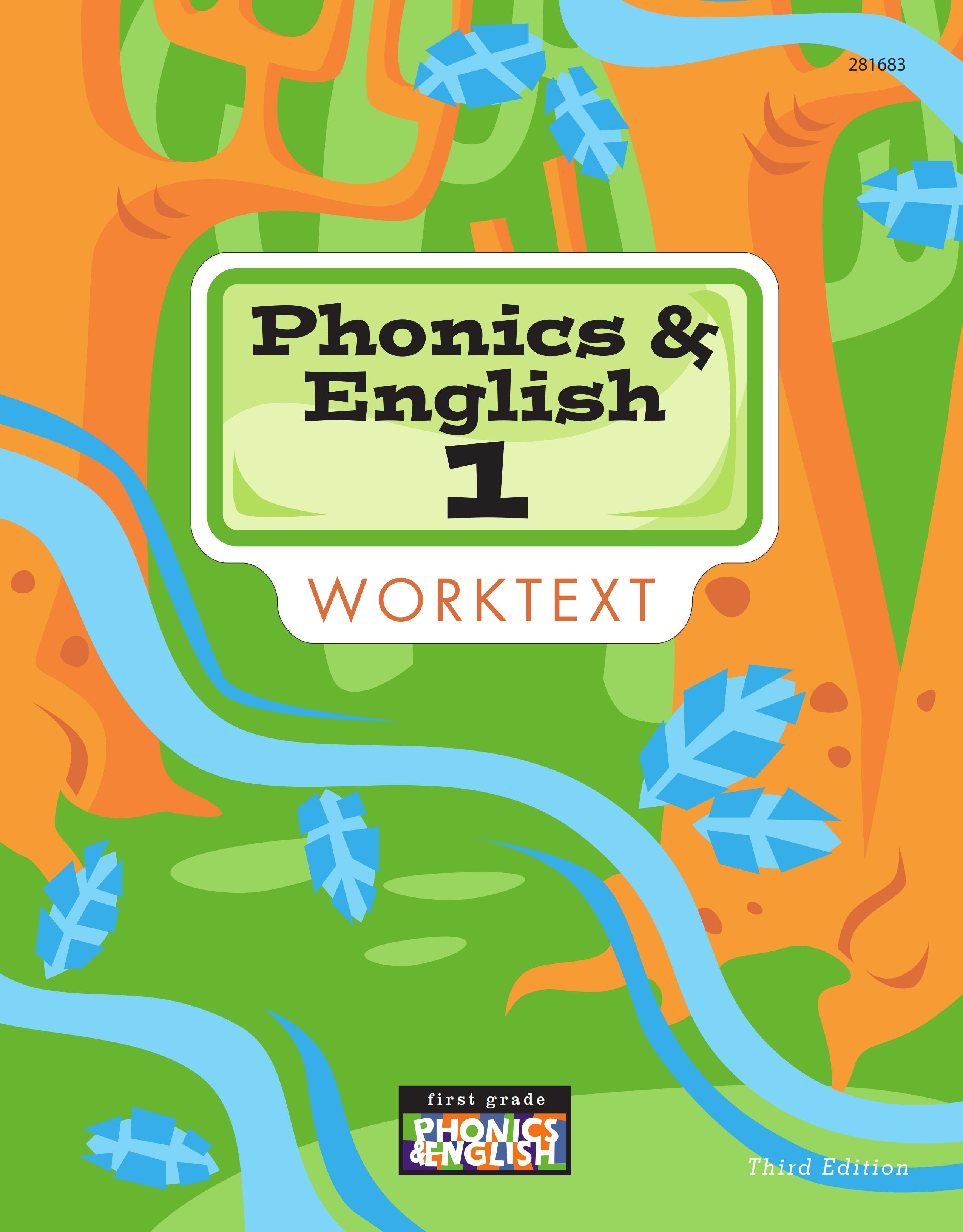 Phonics and English 1